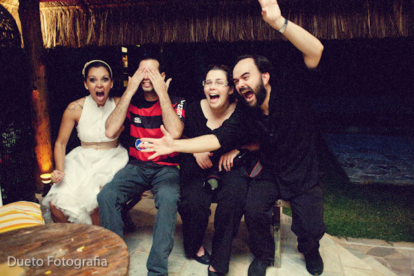 Casamento Divertido - Gabi e Gustavo