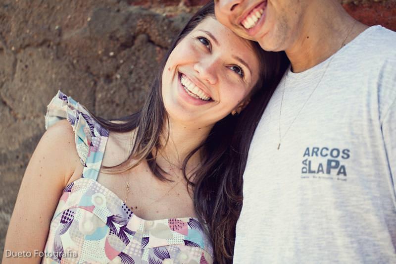 Ensaio Pré Wedding - Flávia e Rodrigo