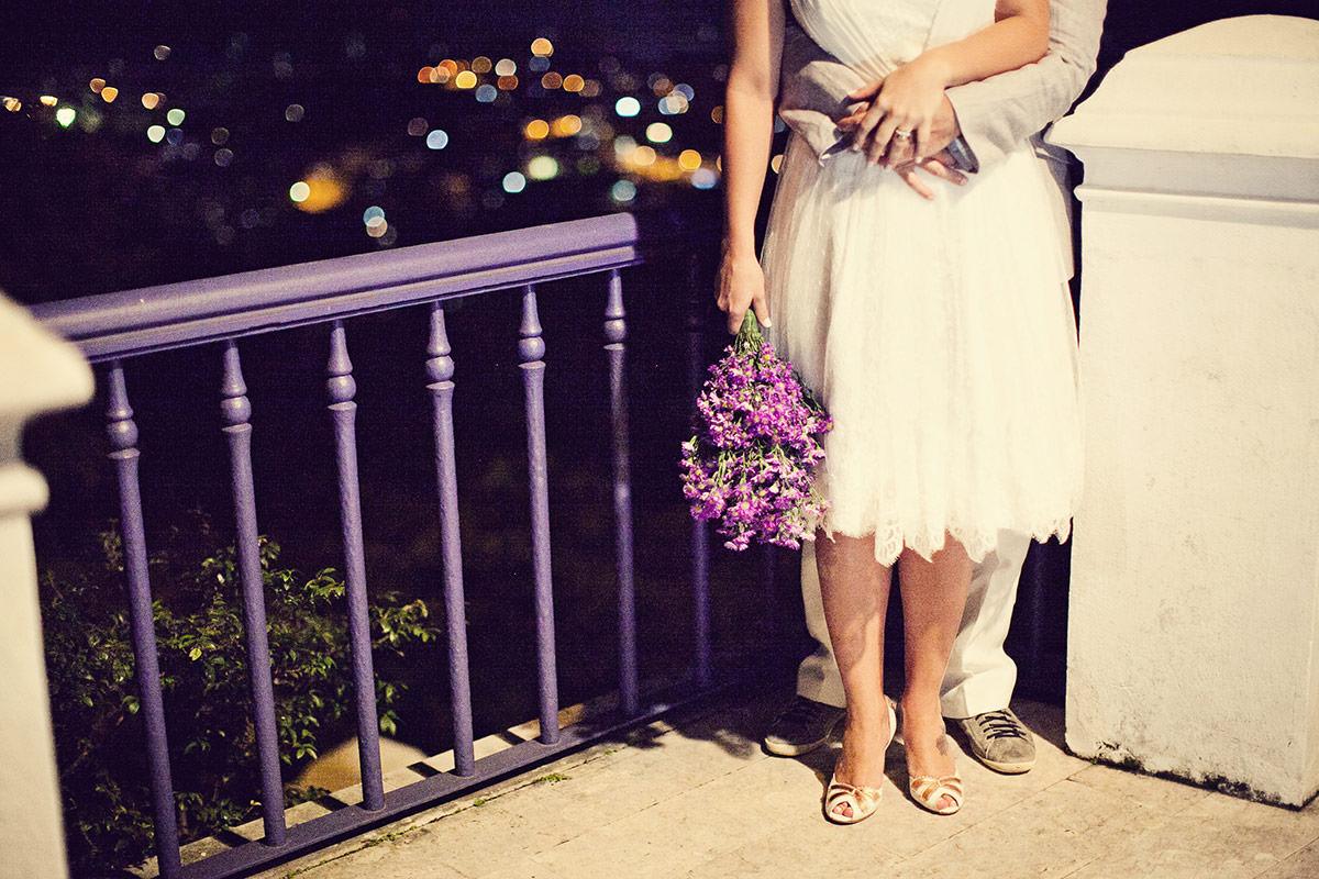 Casamento no Solar Real - Tammy e João