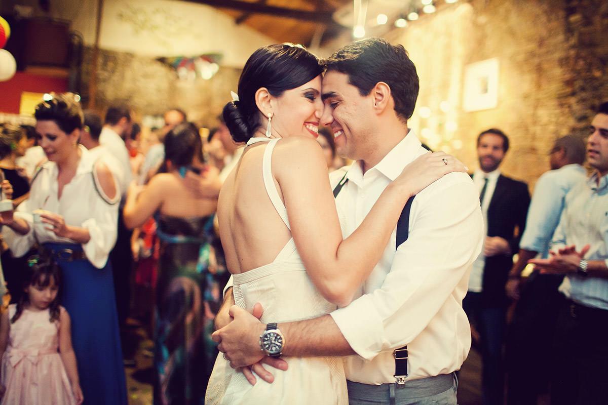 Casamento no Centro Cultural Carioca - Ale e Rafa