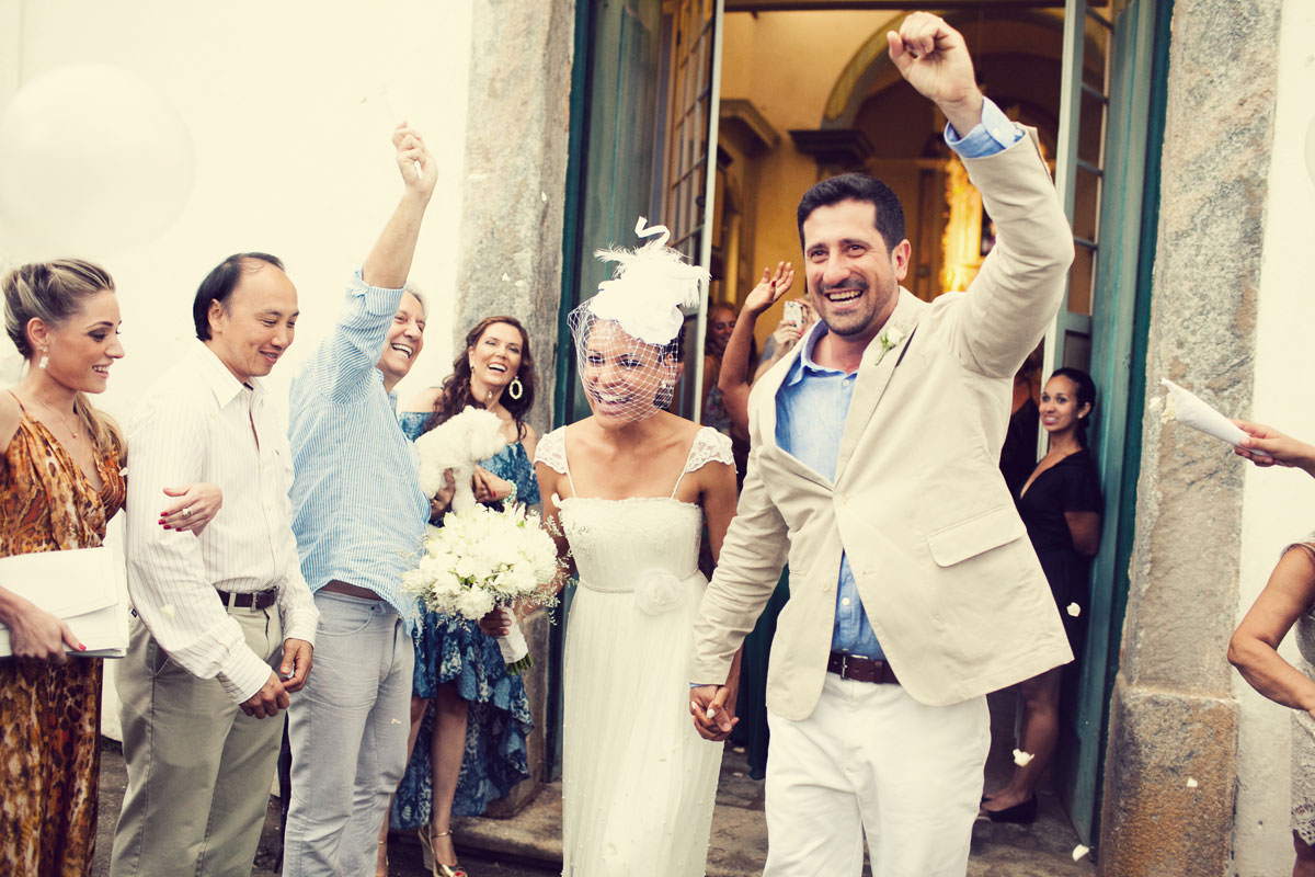 Casamento em Paraty: Stefania e Marcos