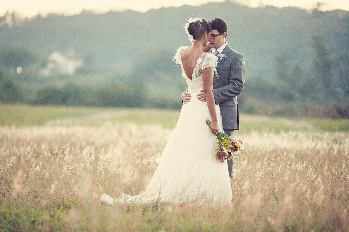 Marina e Ângelo - Casamento no Sítio Meio do Mato.