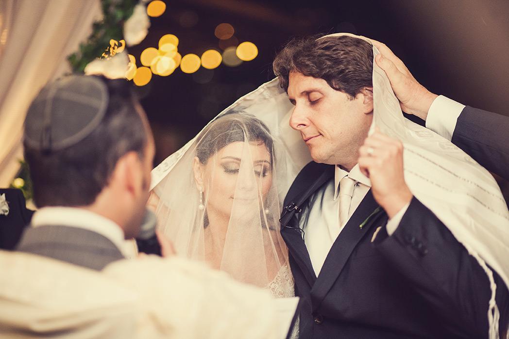 Casório Ilana e Luiz - Casamento Judaico no MAM Rio