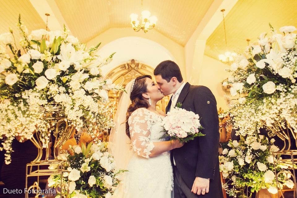 Amanda e Regis - Casamento na Green House Buffet