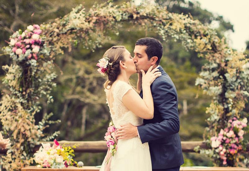 Paula e Leandro - Casamento em Bananal SP