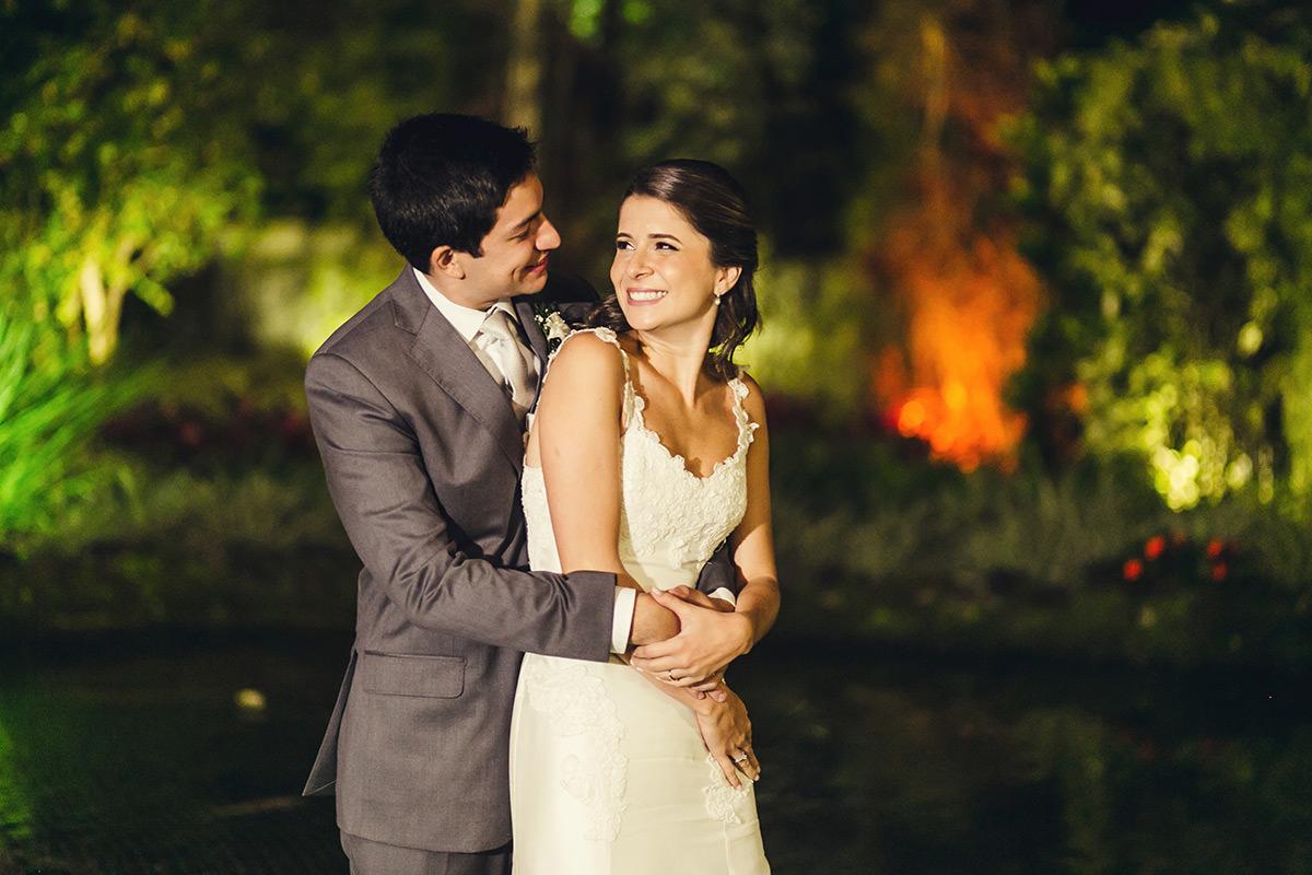 Marcela e Lufe - Casamento na Casa das Canoas