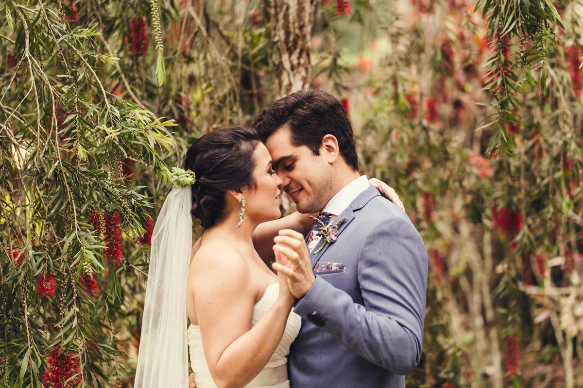 Cecilia e Giovanni - Casamento em Petrópolis