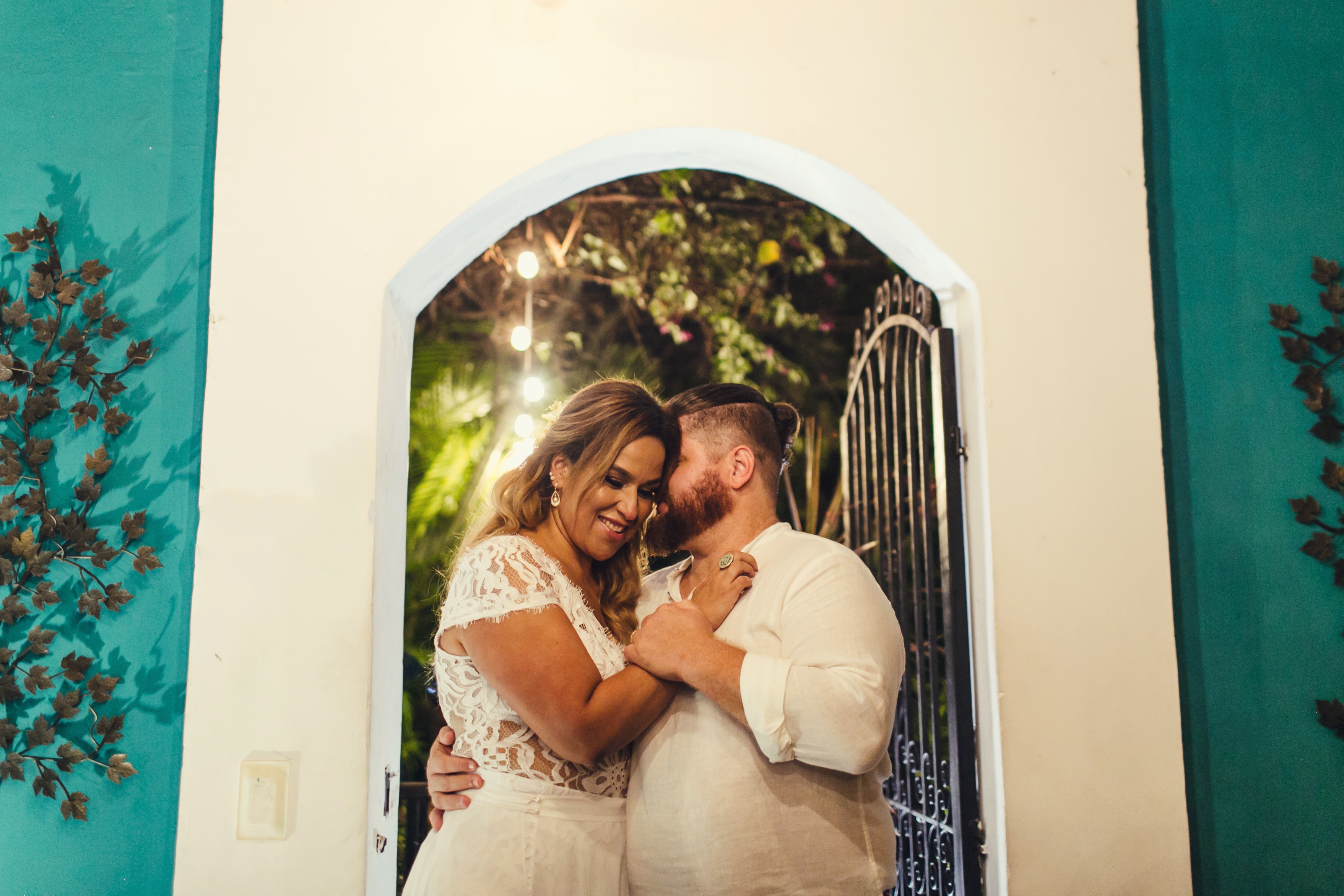 Gahbie e Deivid - Mini Wedding em Santa Teresa